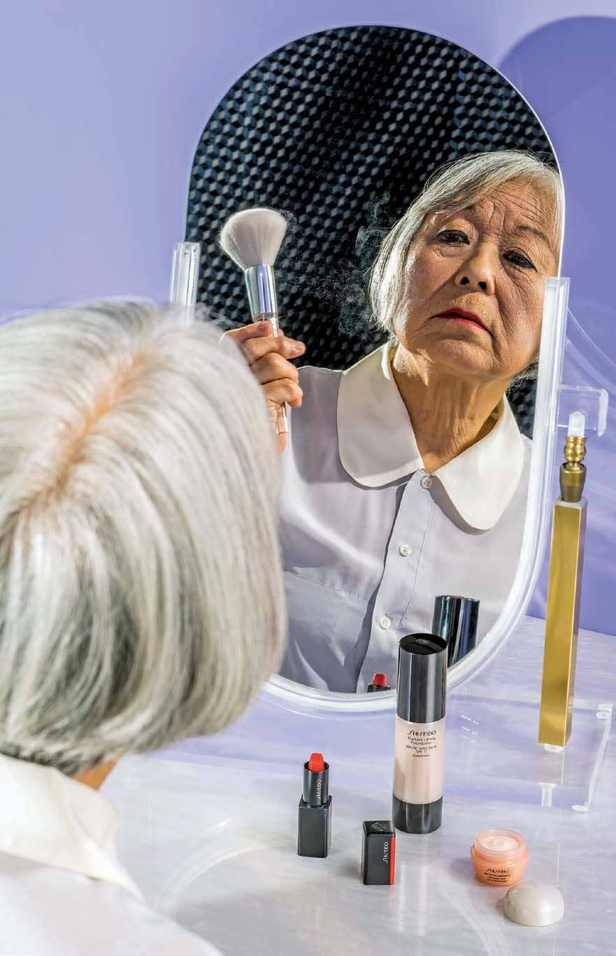 Old Age Could Be A Beauty Gold Mine