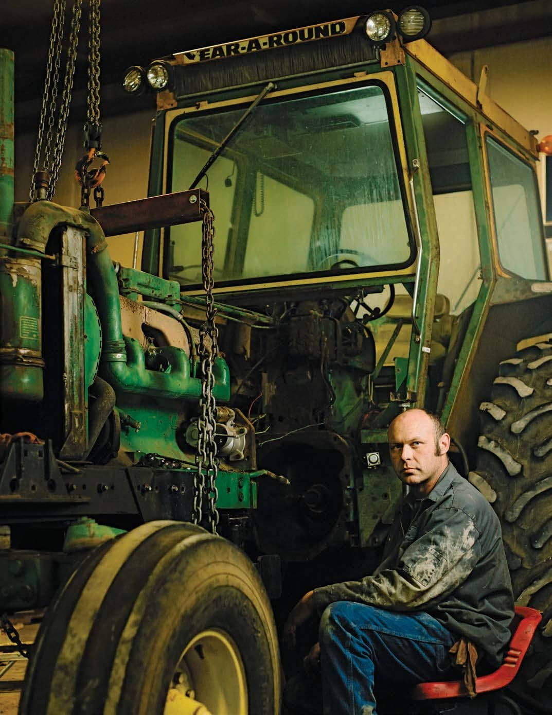 WHO REALLY OWNS A JOHN DEERE?
