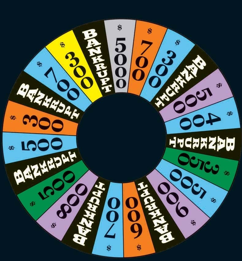 WHEEL OF BAILOUTS