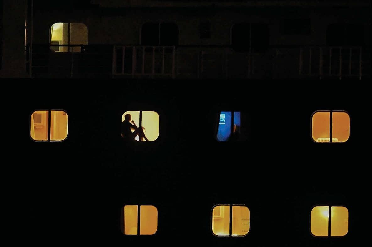 THE PARIAH SHIP