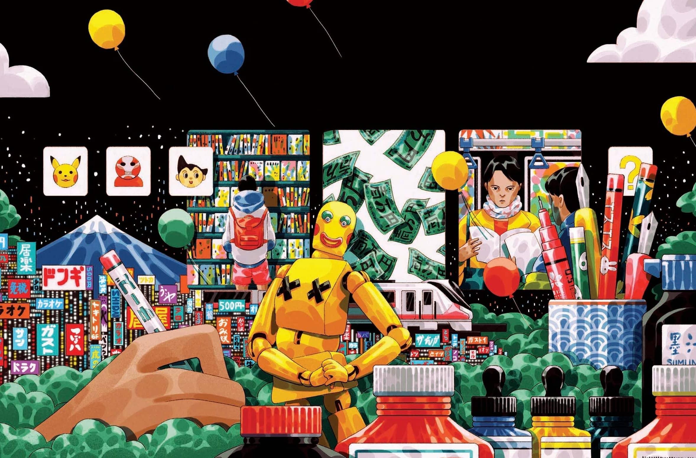 Japan's Next Top Comic Book Artist