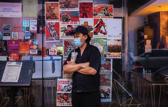 Hong Kong's Counter Revolutionaries