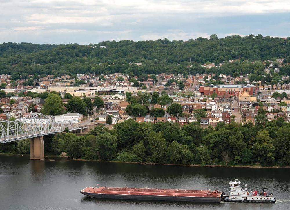 Abridge, Pennsylvania: The Color Of the Rust Belt