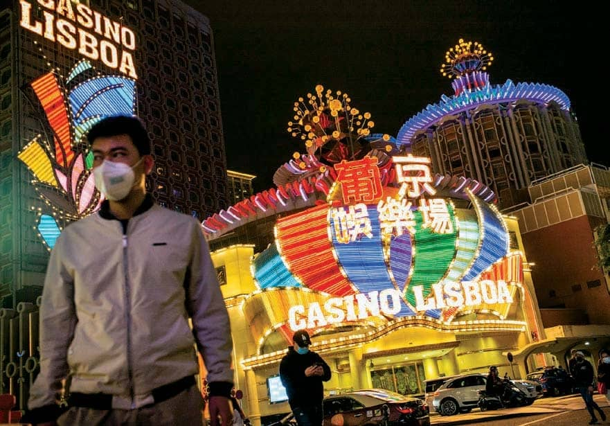 Macau Is Still Rolling Snake Eyes