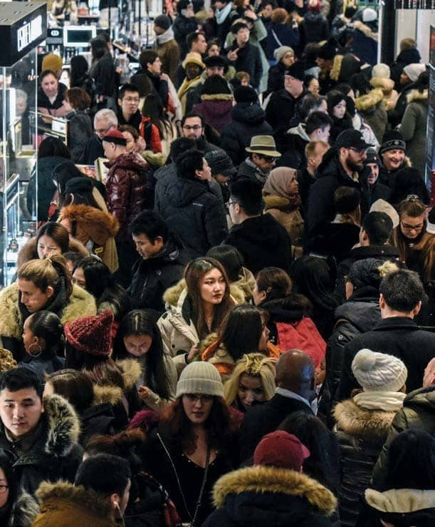 Why Black Friday Could Be Blue