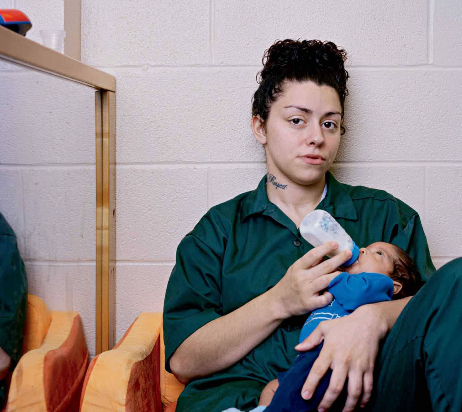 What Becomes Of Babies Born To Mothers Behind Bars?