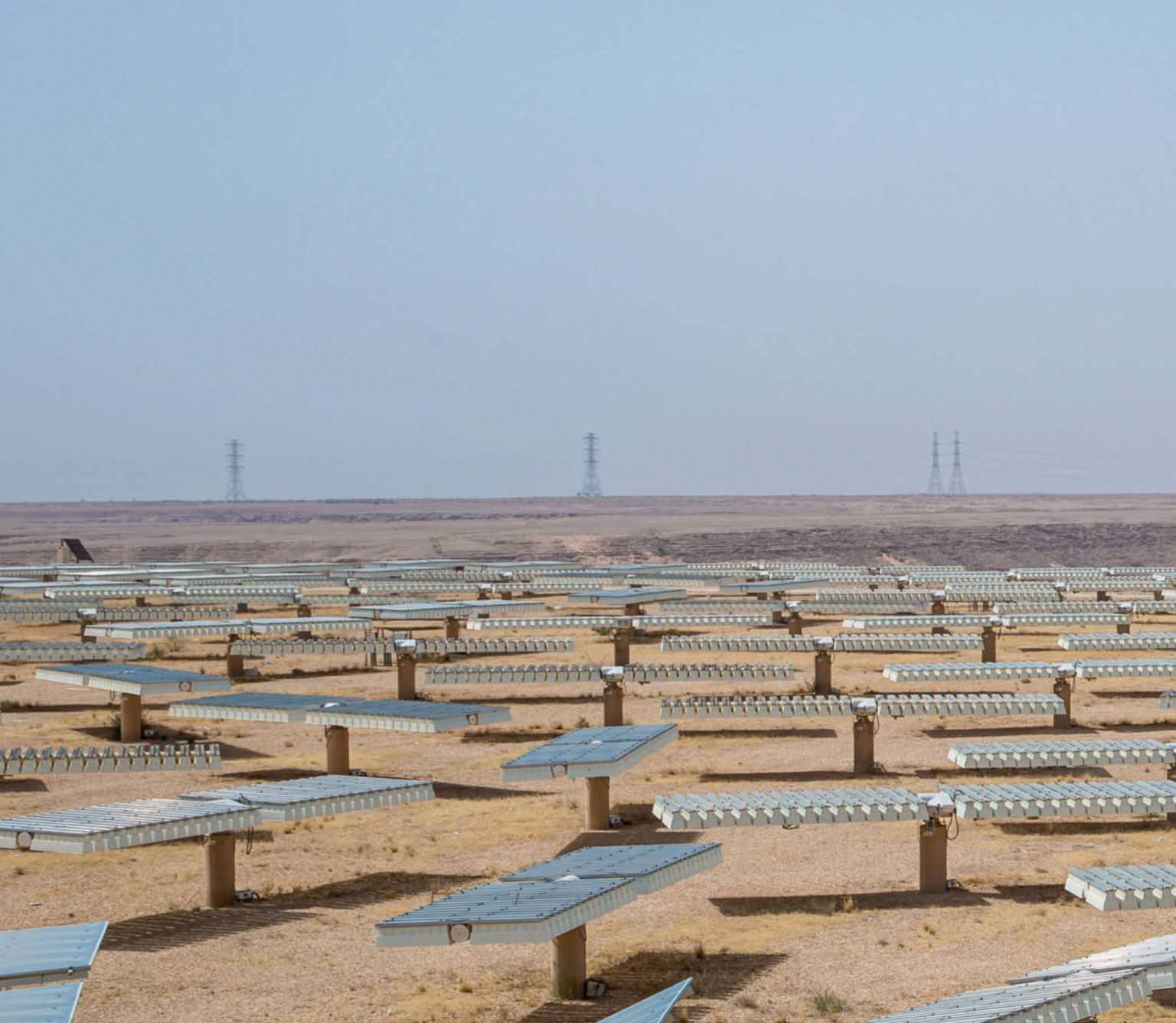 Why The Saudis Are Going Solar