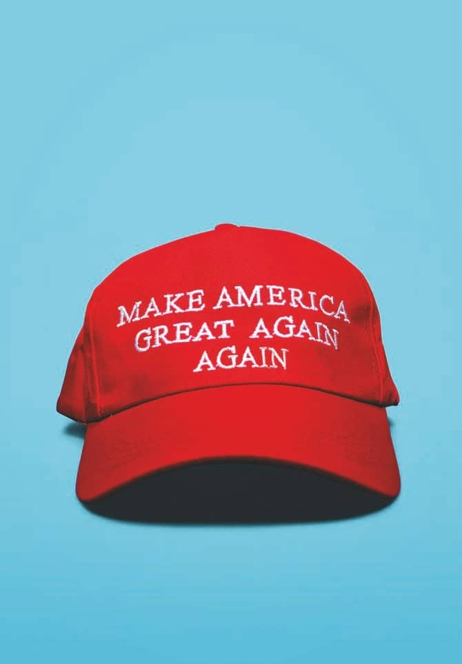 Donald Trump's Second Term
