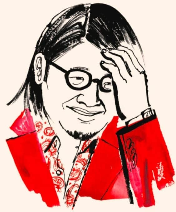 Kevin Kwan – The Shakespeare of Status Anxiety