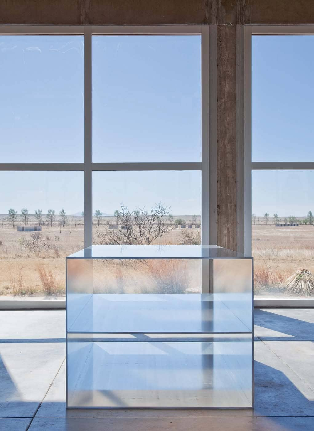 The Beating Pulse of Donald Judd