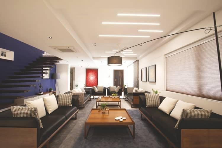 Luxury Penthouse: Nesting Nature