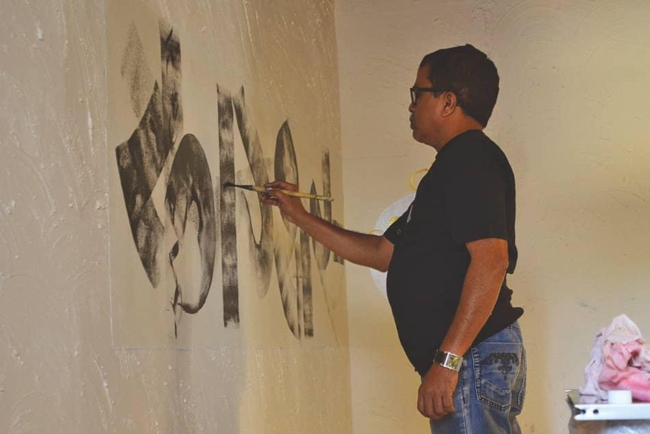 Achyut Palav On His Calligraphy Calling