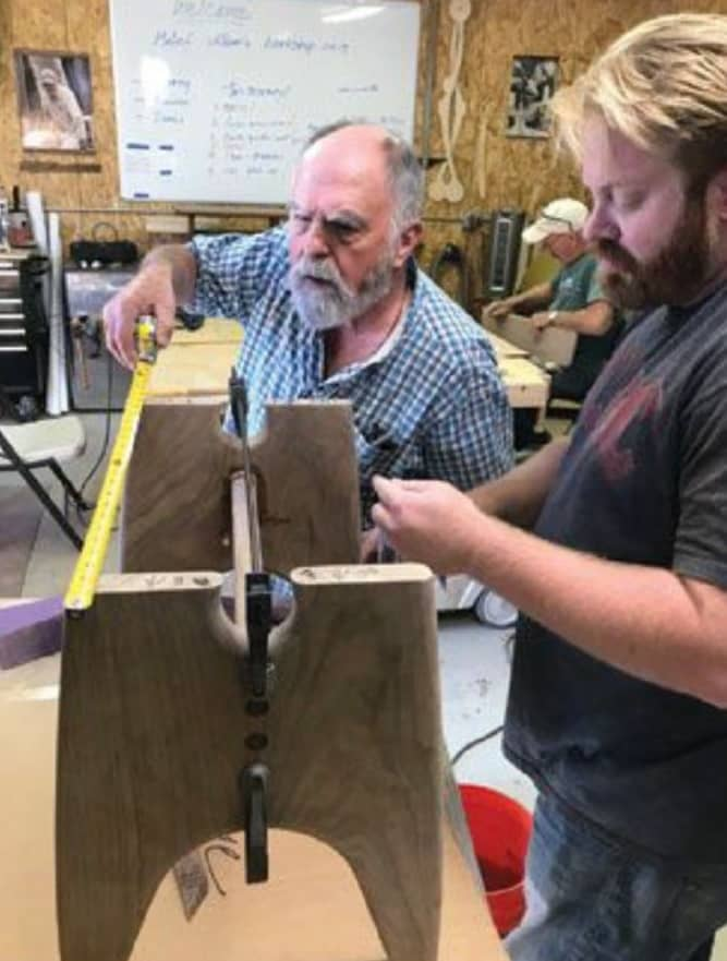 Education: Maloof Foundation Classes