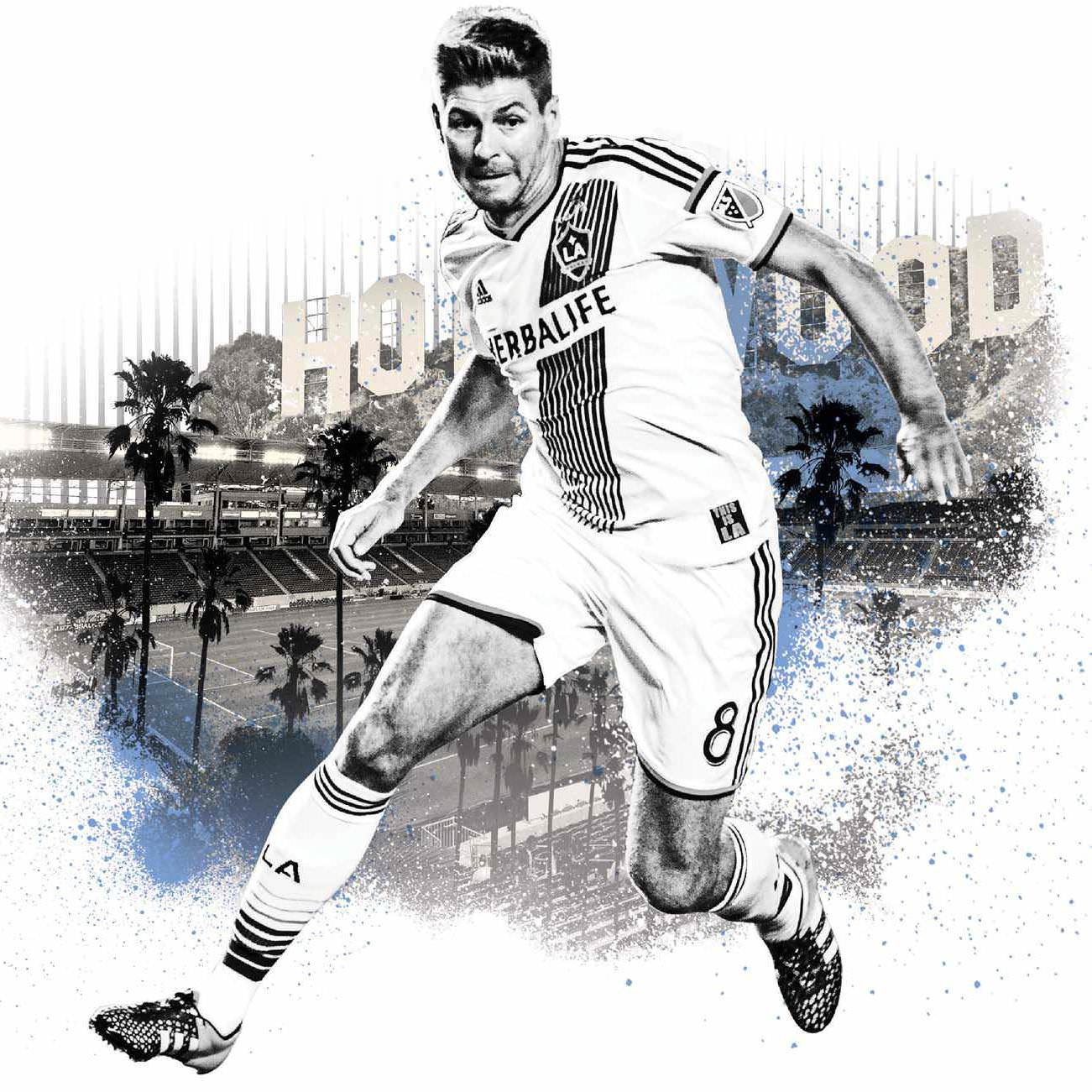 Steven Gerrard Is Out To Prove Himself In LA