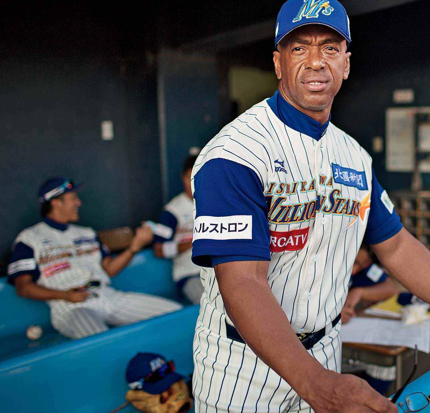 Julio Franco Won't Quit