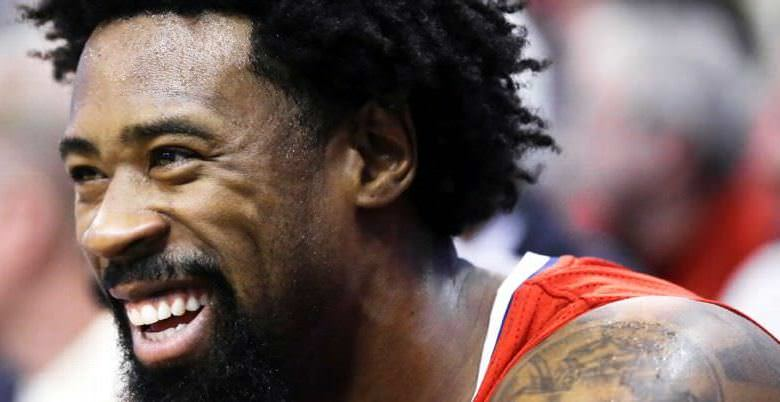 DeAndre Jordan Talks Chris Paul, Free Throws and His Brief Time In Dallas