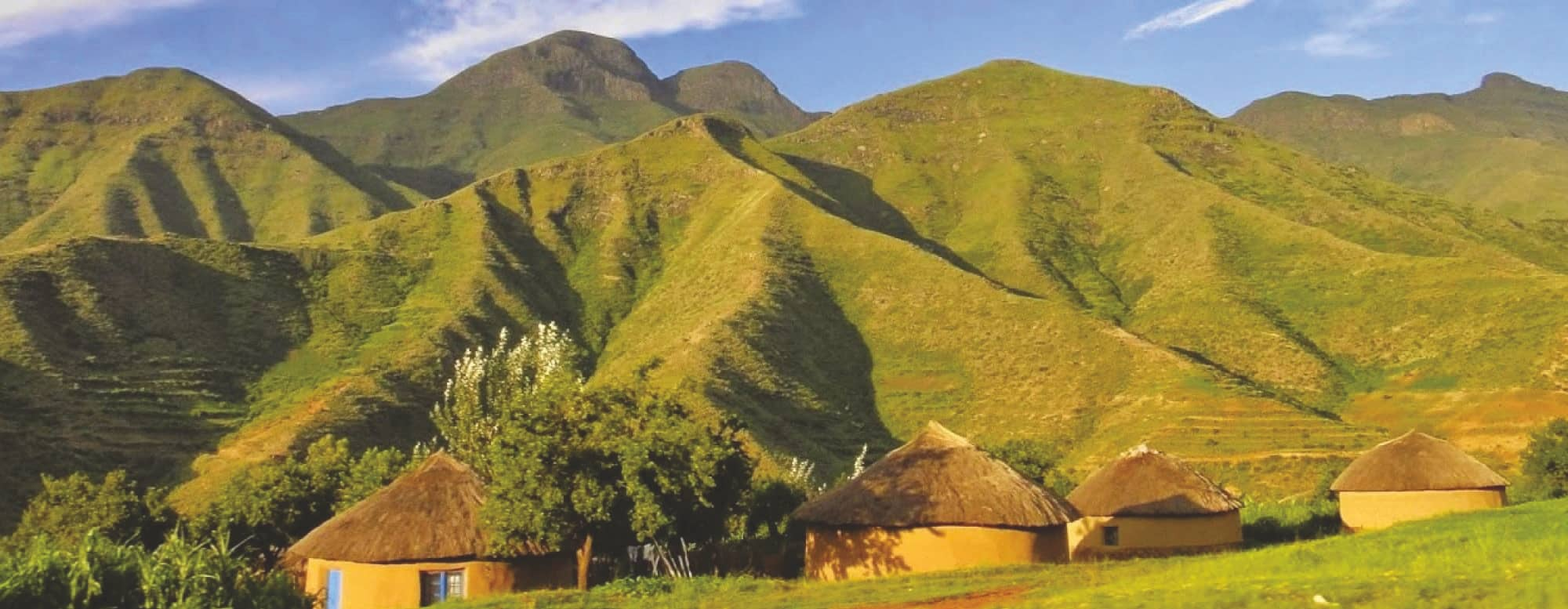Lesotho: The Most Beautiful African Kingdom