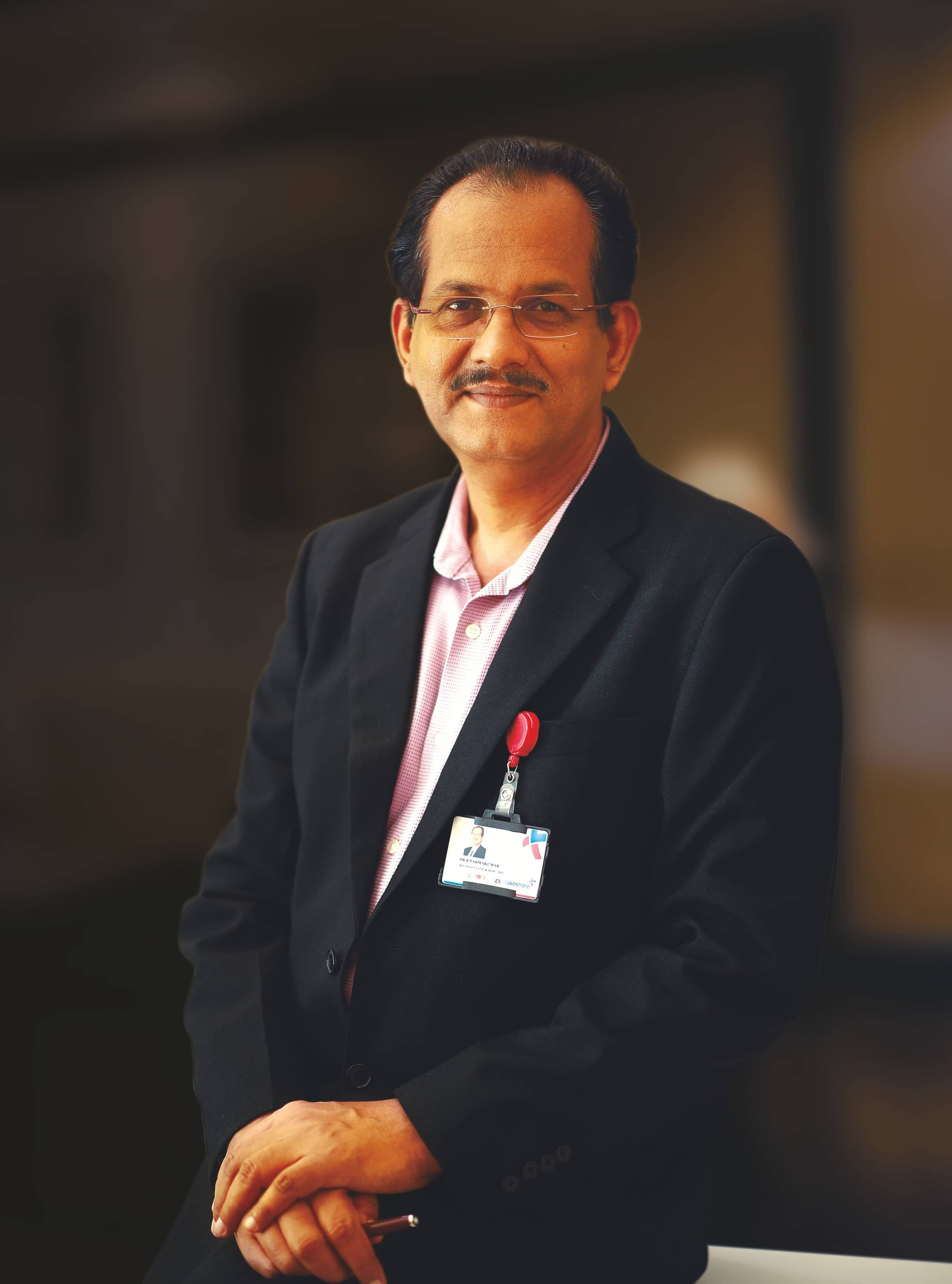 A EXTRAORDINARY LAPAROSCOPIC SURGEON WITH EXCELLENCE: DR. R. PADMAKUMAR