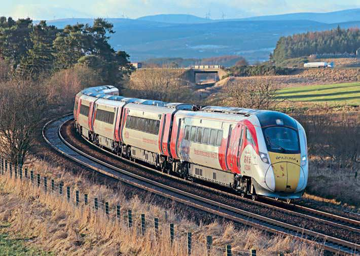 East Coast Bailout Row Overshadows Minister Grayling's 'New Vision For Rail'