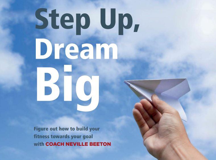 Step Up, Dream Big