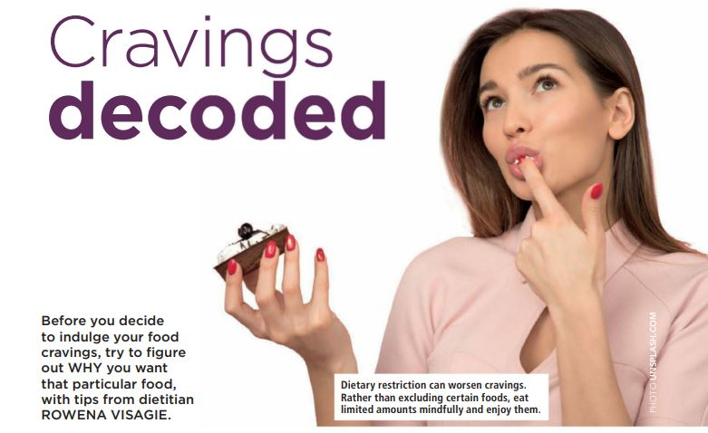 Why We Get Food Cravings