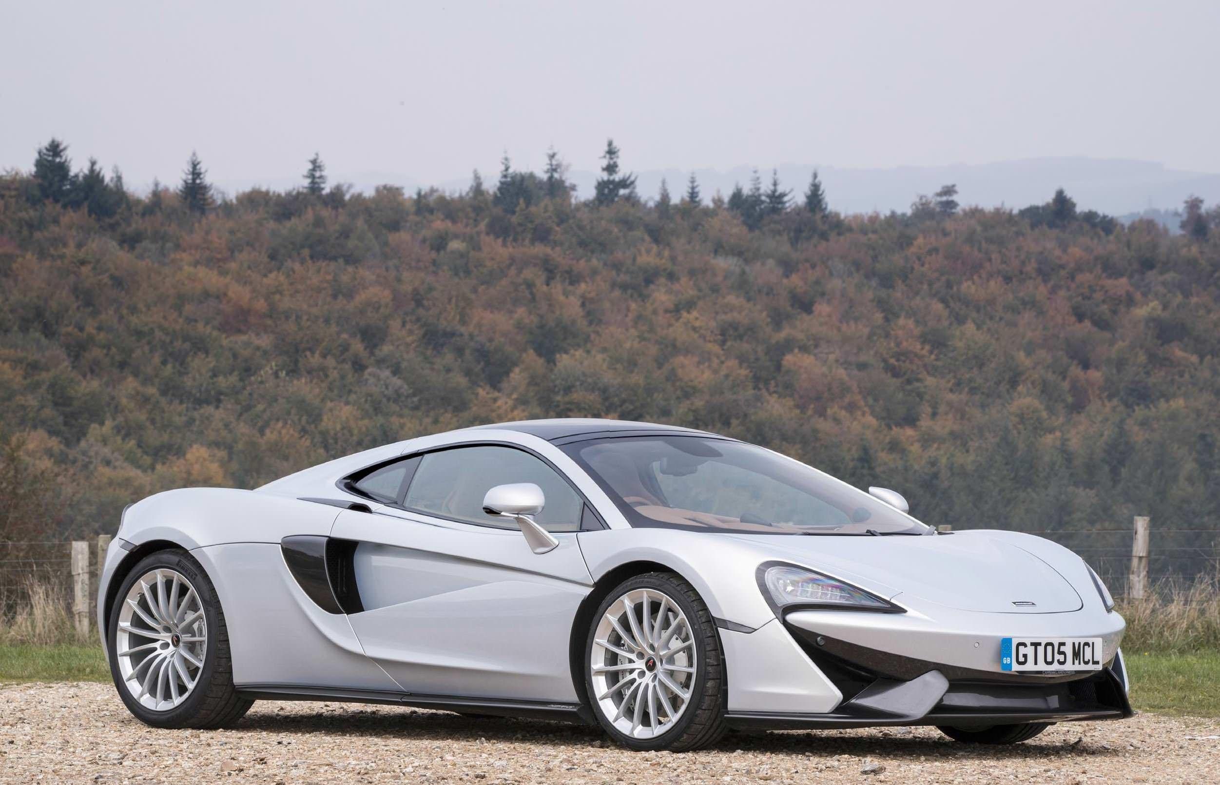 Next Level Status The McLaren