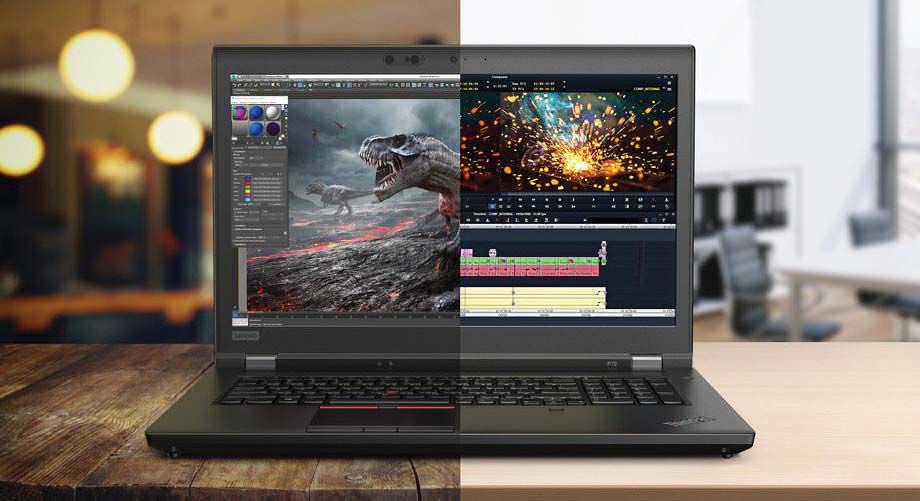 Lenovo Launches The Thinkpad P1 And P72