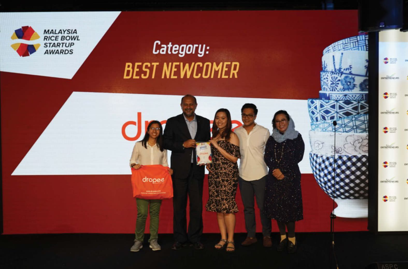Malaysia Rice Bowl Startup Awards Fetes Nation's Best