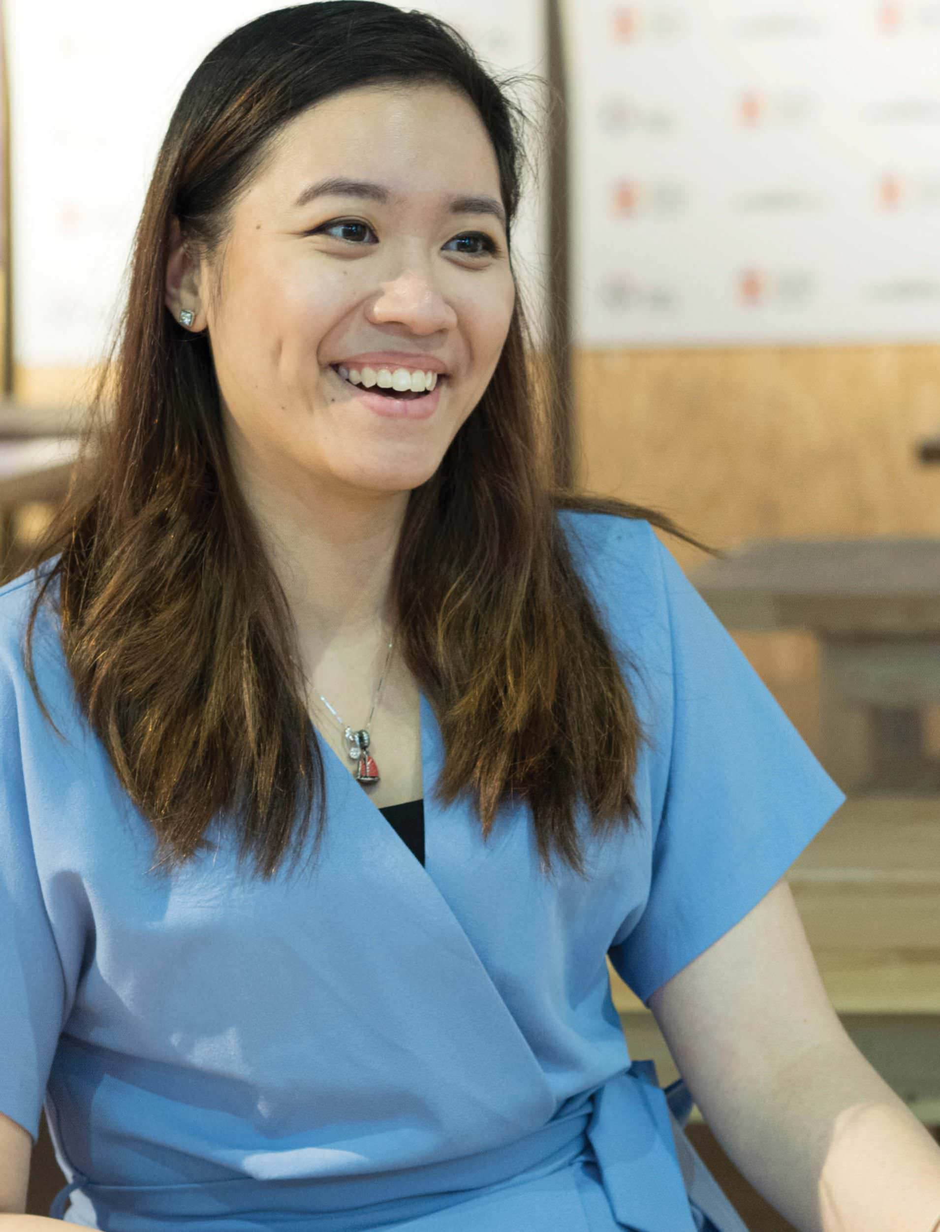 Dropee Co-Founder Lennise NG