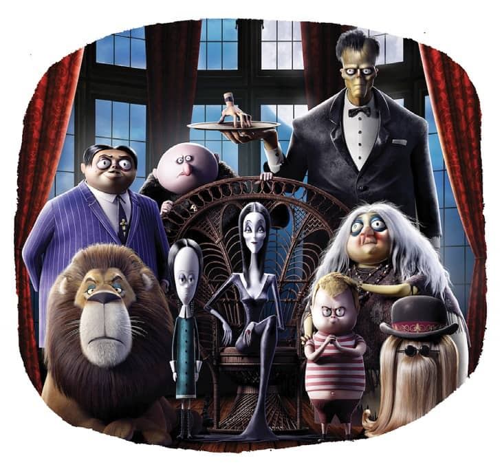 Addams Family Re-Animated