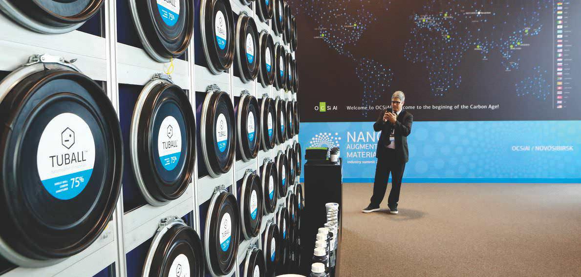 Nano additives: A revolution on hand