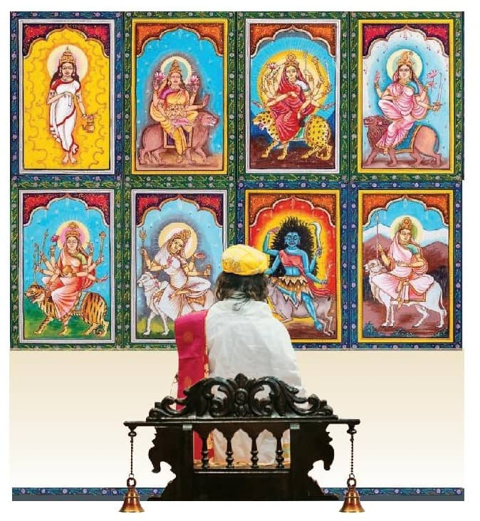Navratri - A 9-Day Journey To The Center Of Your Self