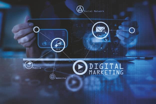 DIGITAL MARKETING – FROM STRATEGIES TO EXECUTION