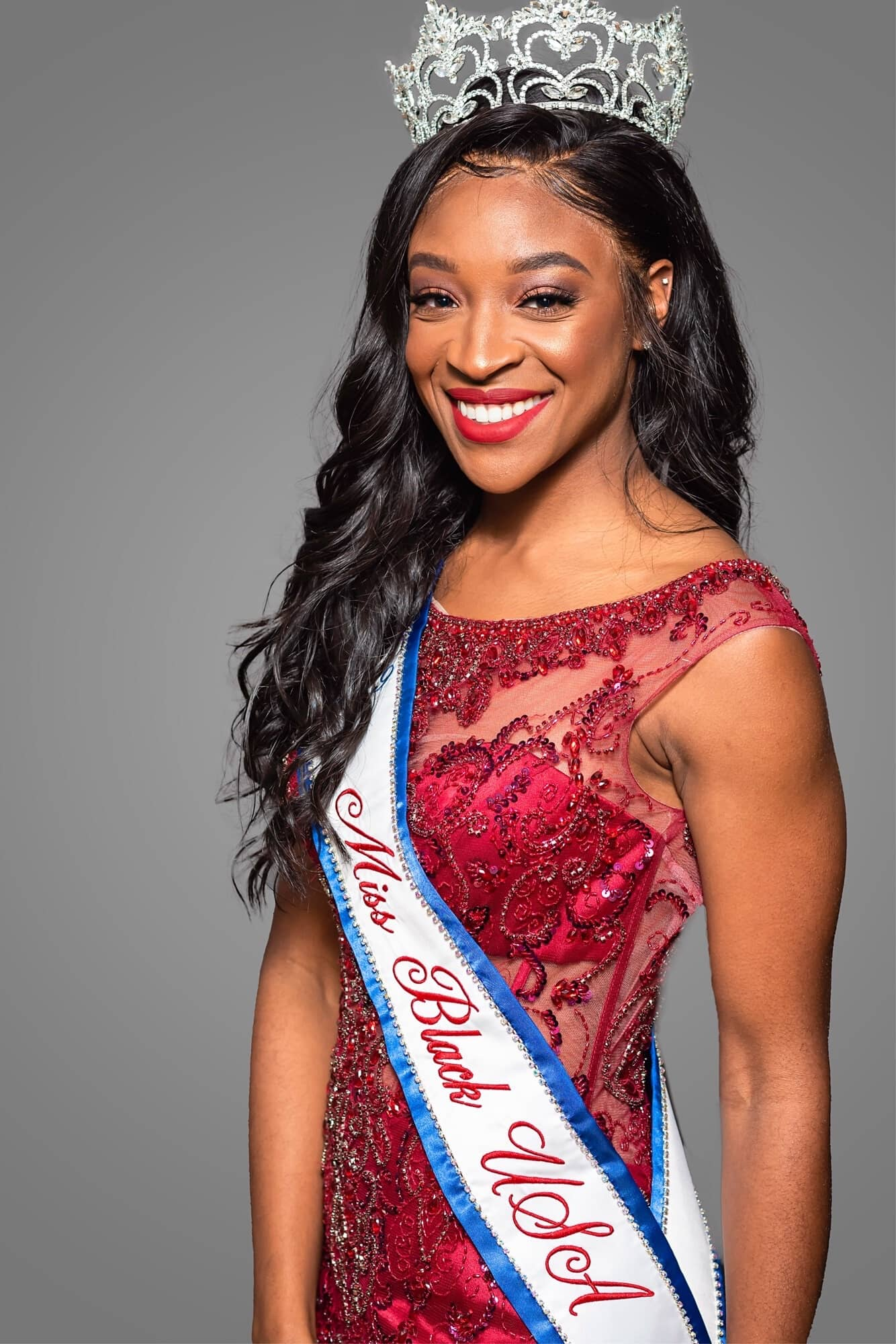 Miss Black USA Has A Message For Young Girls