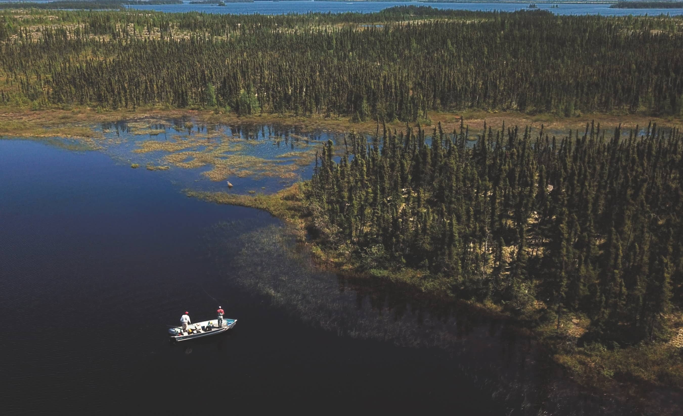 Fly Fishing For Trophy Pike: Phelps Lake