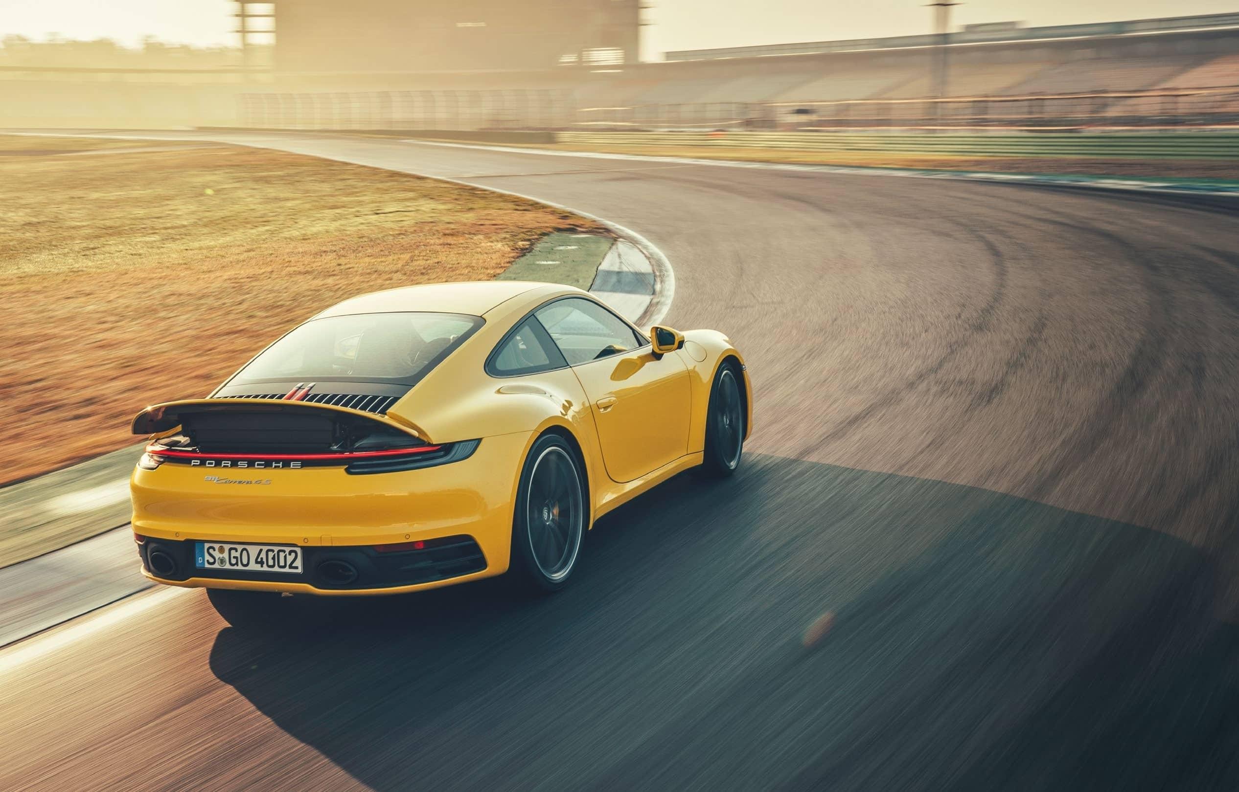 Porsche 911 Carrera S- A Regeneration For The Better!