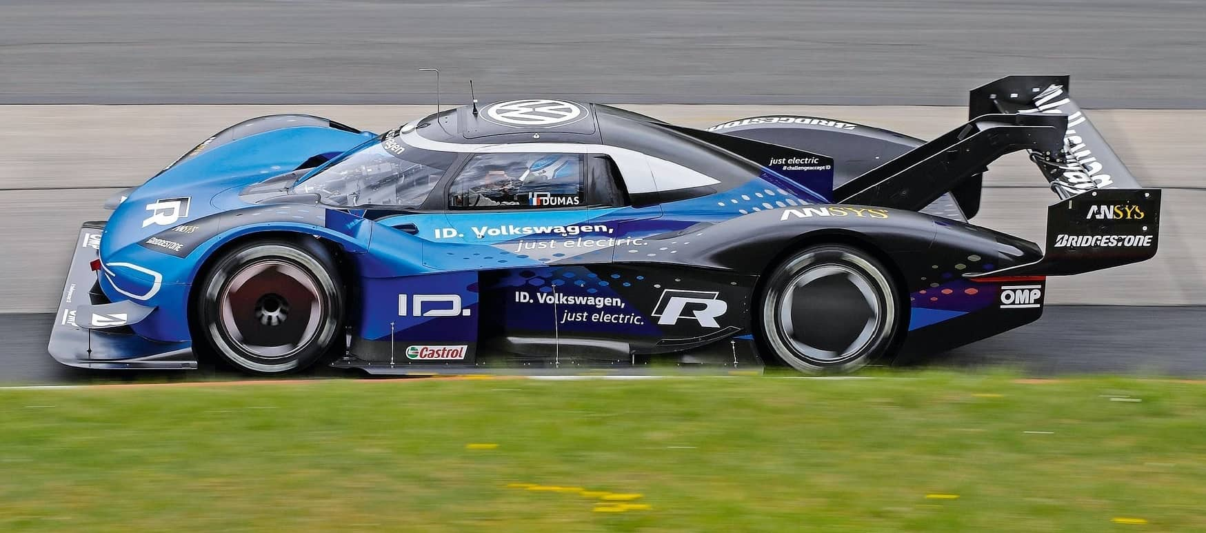 VW Preps To Attack The Ring In The I.D R