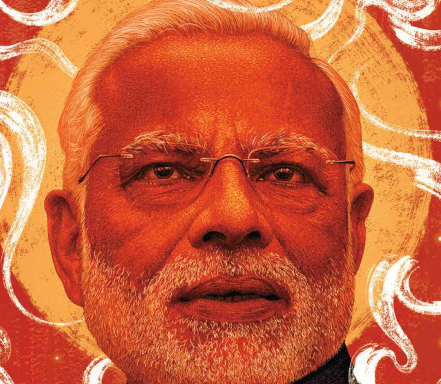 Narendra Modi's Enormous Ambitions