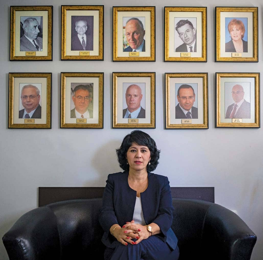 The Woman Trying To Shake Up Israel's Financial System