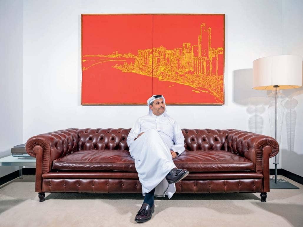 Abu Dhabi's Moneyman