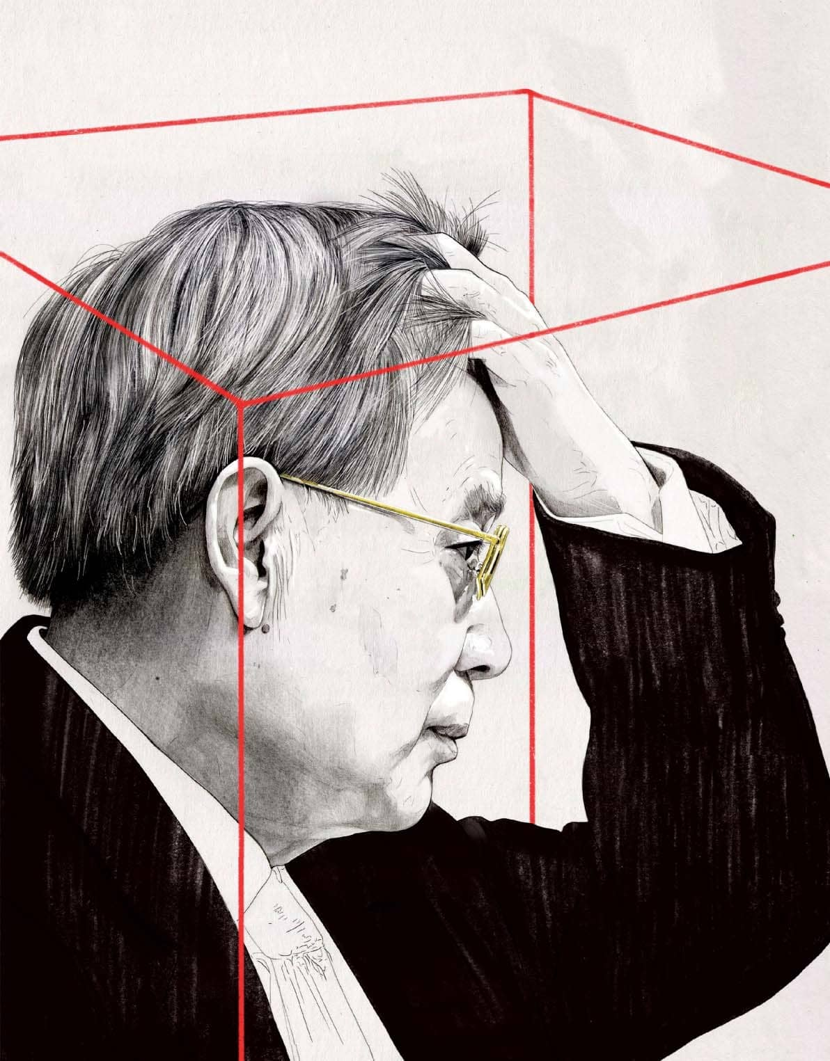 Guo Shuqing Has The Toughest Job In Global Finance: Taming China's Gargantuan Banking System