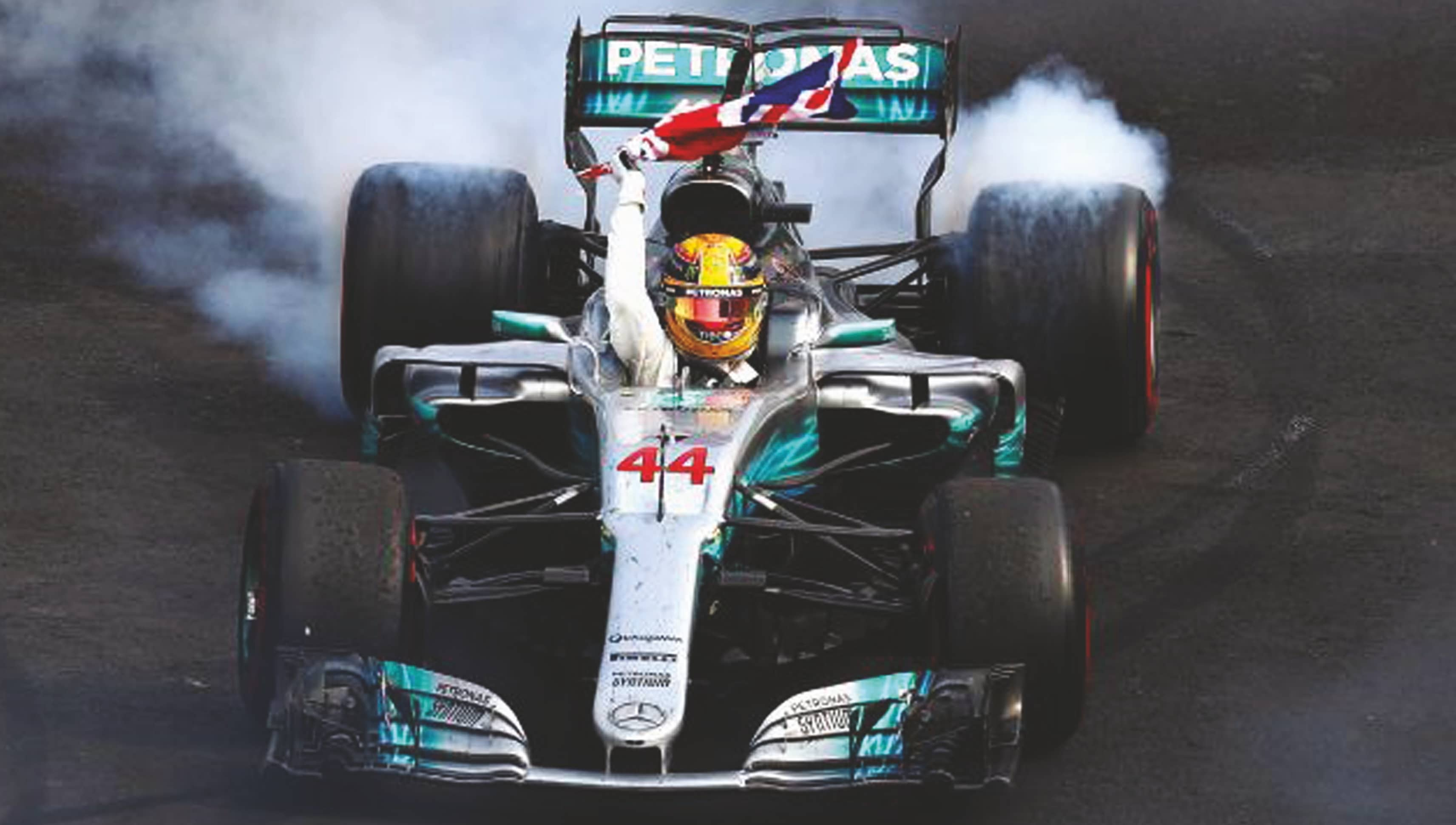 WILL HAMILTON TIE UP THE GRAND PRIX THIS WEEKEND IN MEXICO?