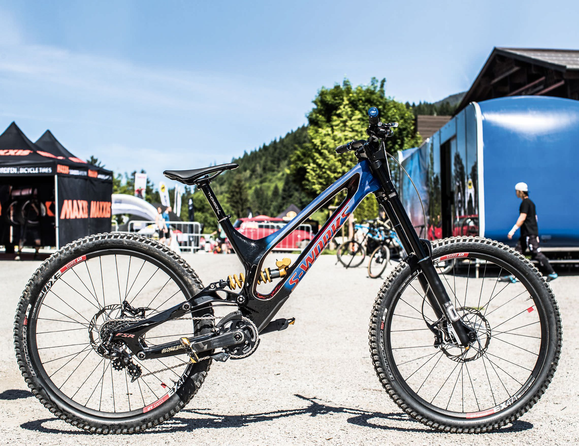 El Misil De Bruni Specialized S - Works Demo 8