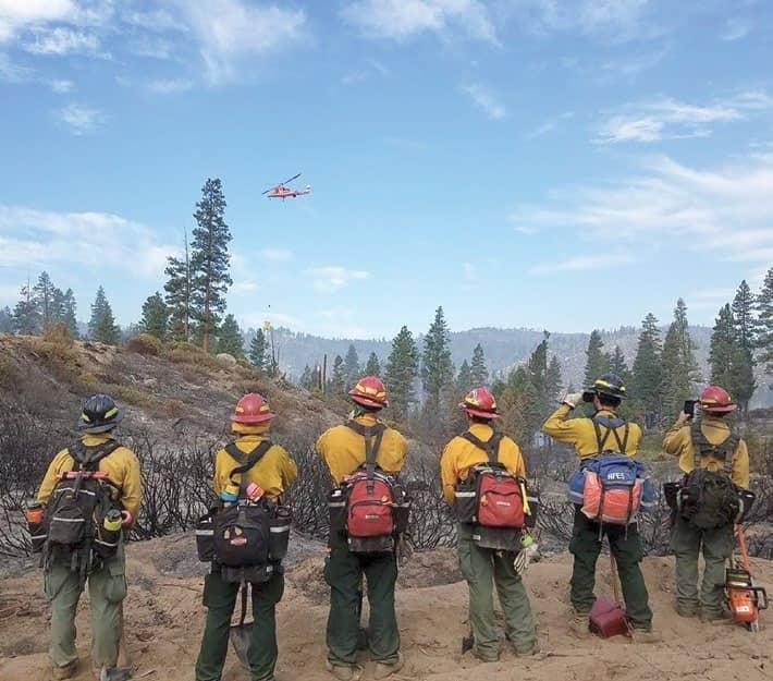 Brooksville Forest Ranger Returns From Latest Firefighting Stint