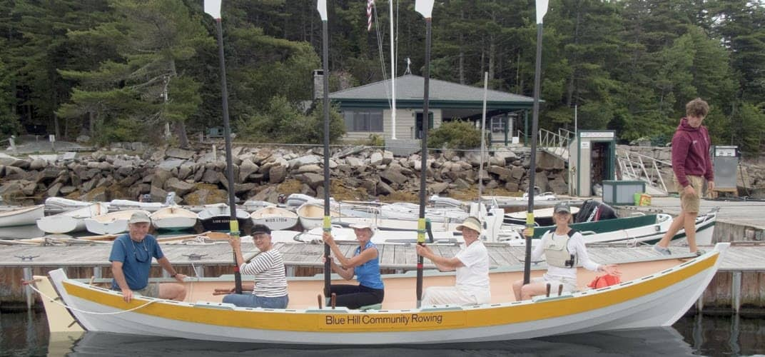 Fledgling Rowing Group To End Season