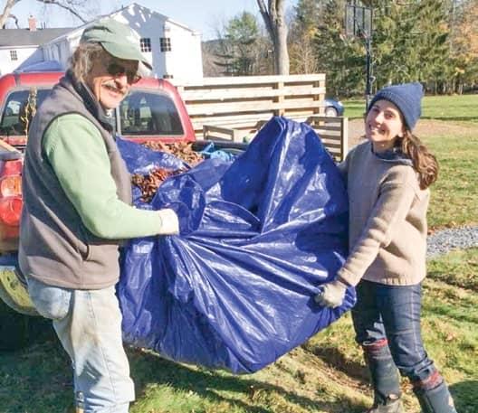 Garden Club establishes Blue Hill Community Garden