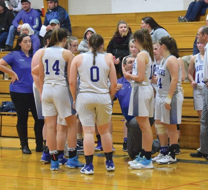 Mariner girls team rolls over Sumner