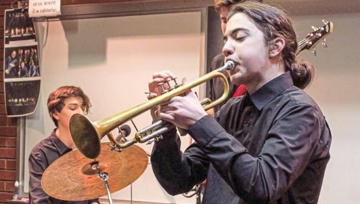 Four GSA jazz ensembles head to state festival
