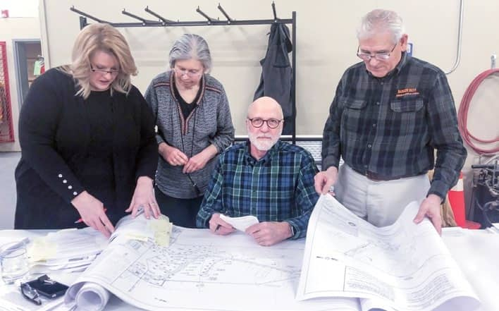 Under Canvas Acadia to return to planning board in Surry