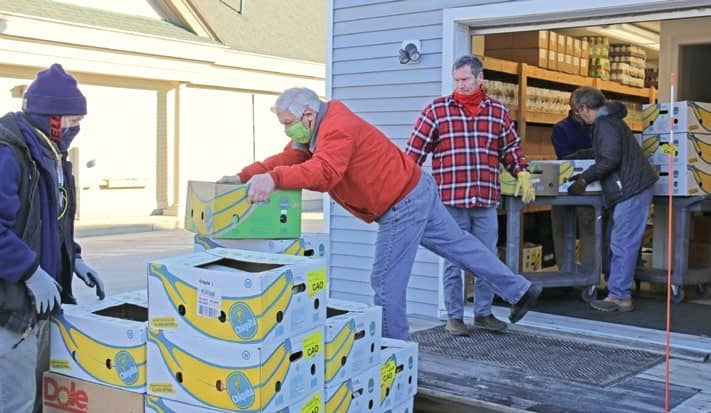 In a time of need, food pantries help fill the gap